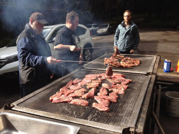 Outdoor BBQs in the US: