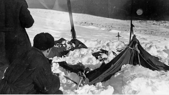 On Feb. 26, 1959, the group's campsite was discovered by a rescue team. The condition of the campsite and the skiers' bodies was so unsettling it led to several theories on how they could have died.