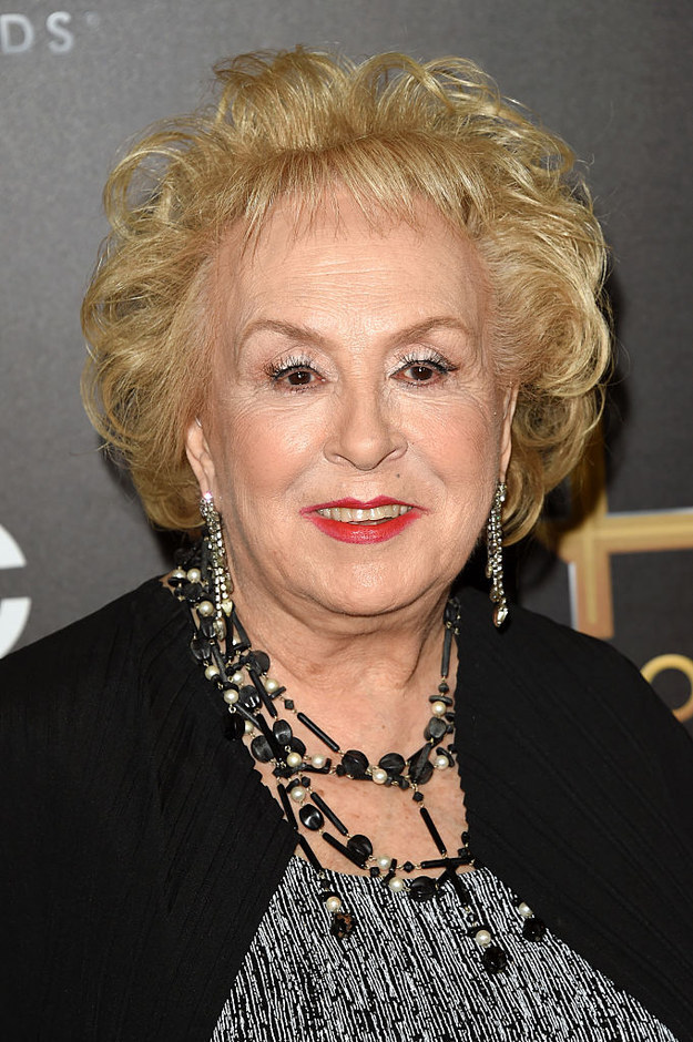 Actor Doris Roberts died over the weekend in Los Angeles. She was 90.