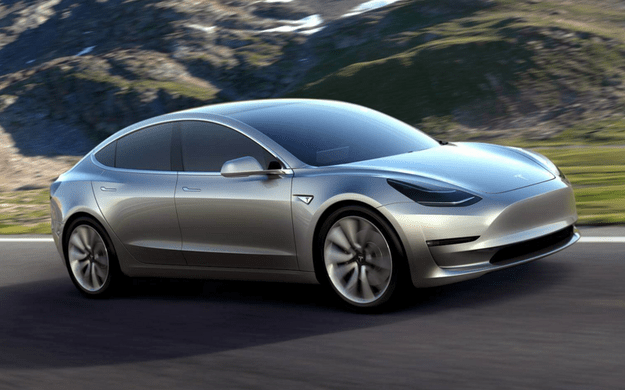 232,000 pre-orders of the Tesla 3 have been made since it was unveiled on Thursday night.