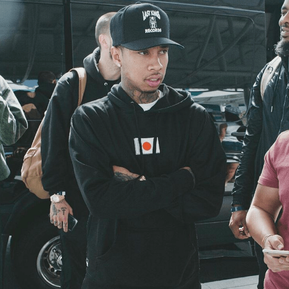 Well, Tyga broke the awkward silence heard 'round the world and addressed ChyRo's nuptial plans.