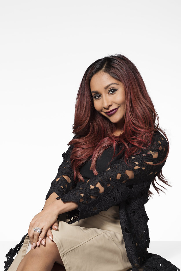 Nicole Polizzi was first discovered on The Jersey Shore where she met her current boo, Jionni. Who says you can't find love in a hopeless place? Since the show, Nicole has been busy being a boss-ass-bitch. So, we sat her down with our fellow BAB, Kelsey.