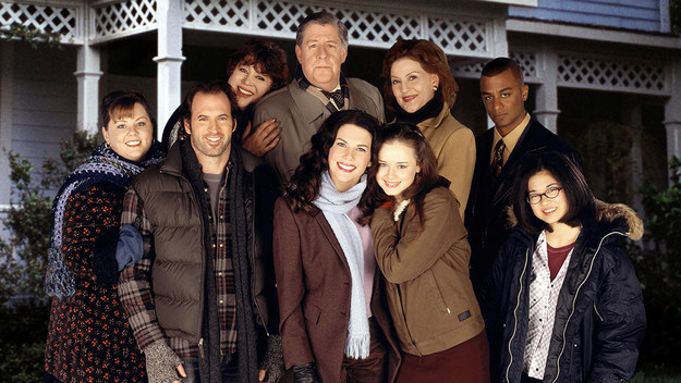 So, if you're a fan of Gilmore Girls, you'll definitely know by now that Netflix is bringing us the four-part revival we have always dreamed of.