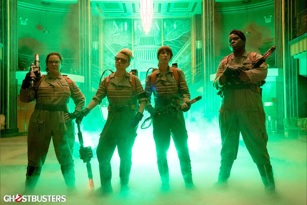 If you're a fan of Ghostbusters then you know it as one of the most iconic movies of all time. And more than likely is that you're pretty damn excited to see the reboot on July 15.