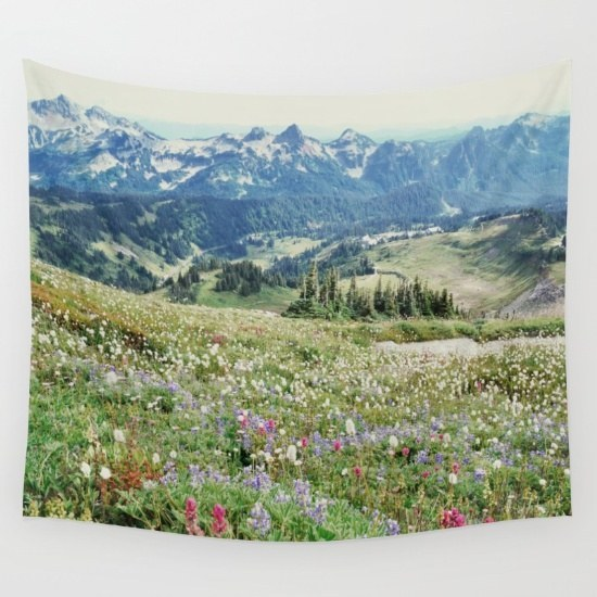 This breath-taking tapestry.