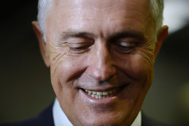 BuzzFeed News has confirmed that prime minister Malcolm Turnbull has taken time out from campaigning to have lunch in Melbourne at the Athenaeum Club.
