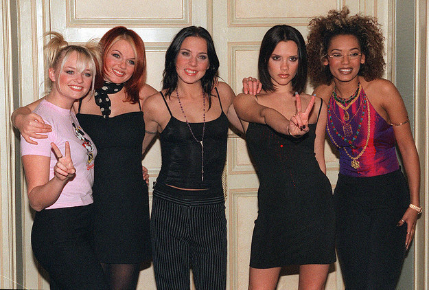 Ah, The Spice Girls. Anyone who grew up in the '90s has a special place in their heart for these ladies.