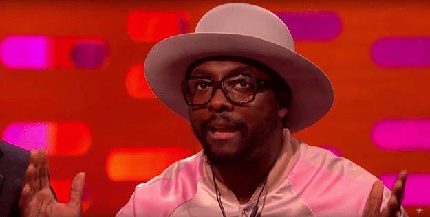 During his appearance on The Graham Norton Show on Friday, Will.i.am recalled a weird and wonderful anecdote about a night he spent in Vegas with Prince and Michael Jackson.