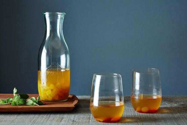 A Fruity Summer Wine Drink That's Not Sangria