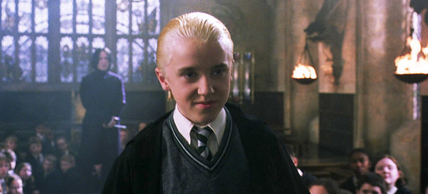 This is Draco Malfoy.