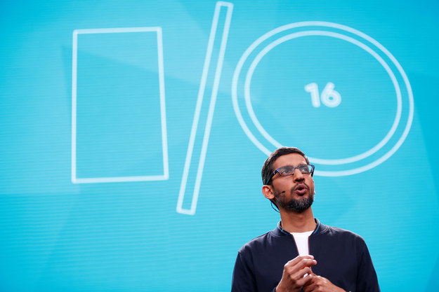 This week was Google I/O.
