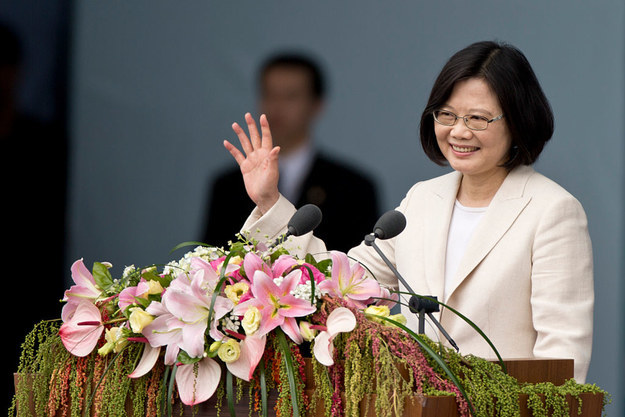 Tsai Ing-wen, a 59-year-old unmarried cat-lover, has just become the most powerful woman in not just Taiwan, but the entire Chinese-speaking world.