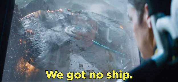 It's been a minute since we were blessed with a Star Trek Beyond trailer — and it left us with a lot of questions.