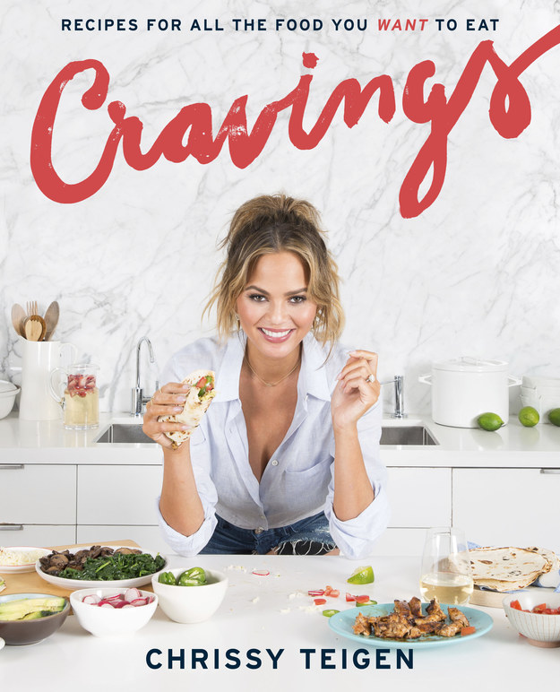 Hello, I'm Lara, and I don't cook very often. I mean, why would I, when I could just call someone and have them cook for me AND bring it to me? But when one of my fave celebs, Chrissy Teigen, came out with a cookbook, I suddenly wanted to cook.