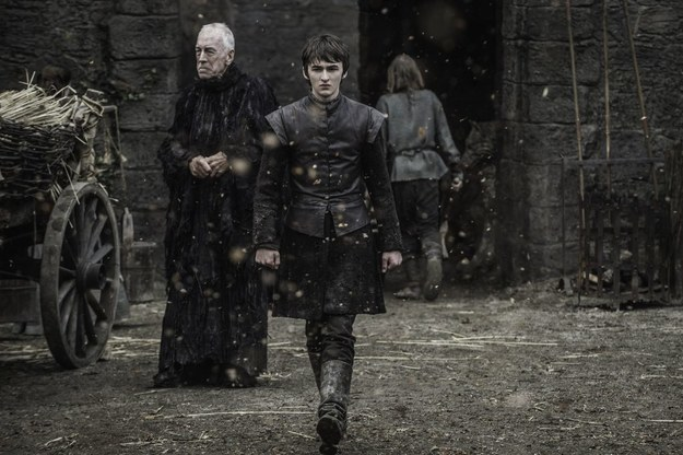 El Cuervo de Sangre llevó a Bran de regreso a ese momento en Winterfell porque estaba destinado a ~poseer~ a Hodor.