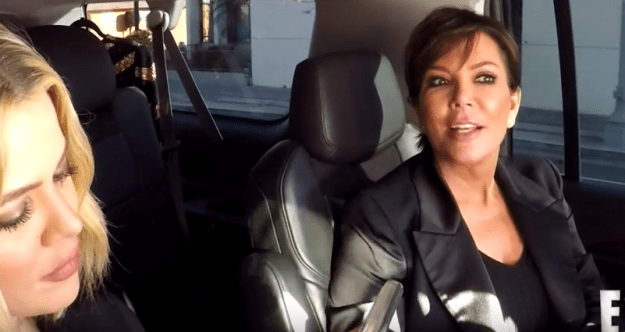 As if the latest season of Keeping Up With the Kardashians hasn't already been crazy enough, Kris Jenner told her daughter Khloé that she's going to officially change her last name back to Kardashian.