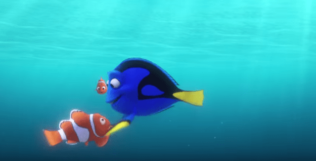 Everyone is already more than excited to see Pixar's Finding Dory, the sequel to Finding Nemo, which comes out in less than a month!