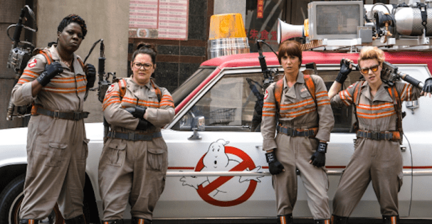 The reboot of Ghostbusters comes out this summer, but not everyone is looking forward to it.