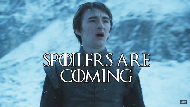 This post contains spoilers for Season 6, Episode 6 of Game of Thrones. You've been warned.