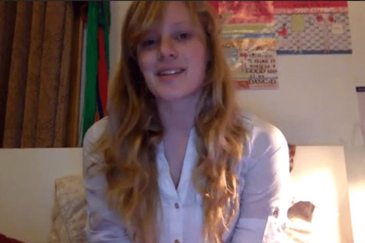 Madeline Wilson, 22, Colorado