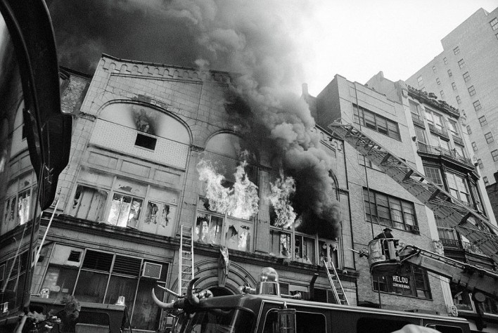 The Gay Bathhouse Fire Of 1977