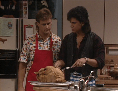 And fans will remember that a Full House Thanksgiving is the best kind of Thanksgiving.