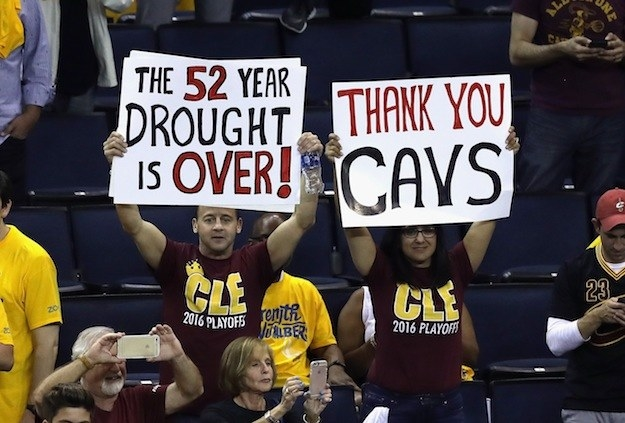As of last night, the Cleveland Cavaliers are officially NBA champions after defeating the Golden State Warriors with a final score of 93-89.