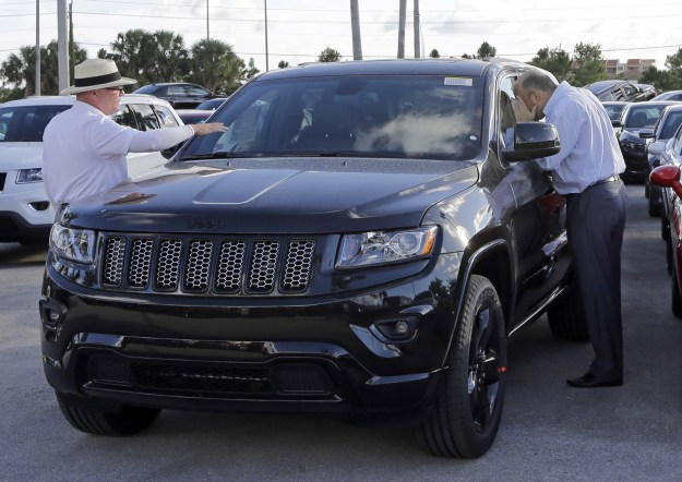 Yelchin's model of Jeep Grand Cherokee was included in a recall campaign earlier this year affecting more than 1.1 million vehicles at risk of rolling away after the driver exits.