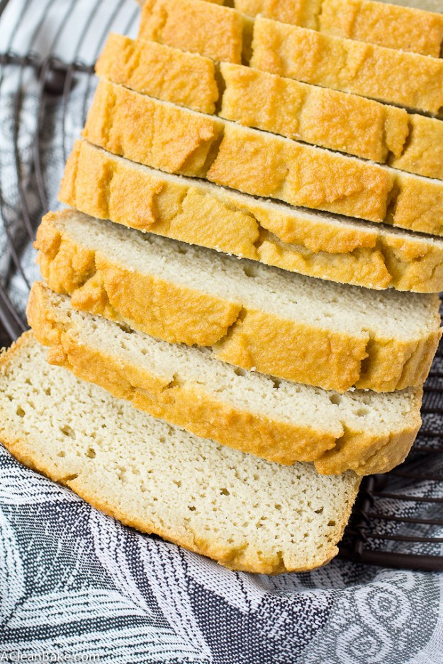 Knead all kind of breads, like this low carb, healthyish bread.