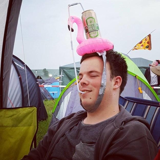 Drinks auf deutschen Festivals: