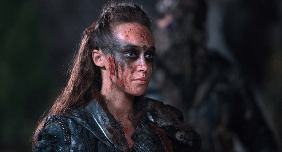 Lexa, from The 100