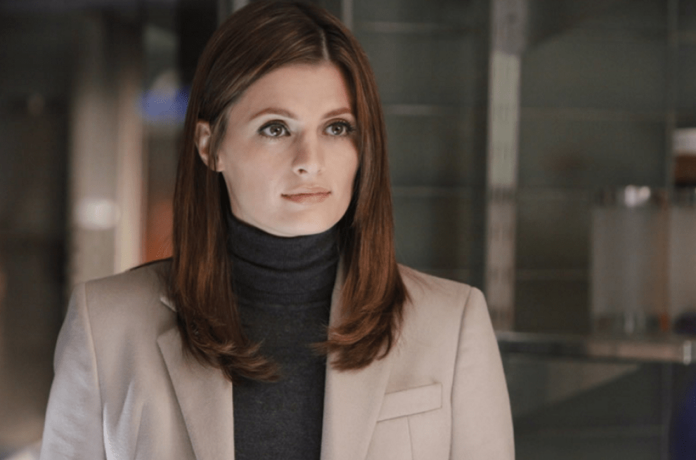 Kate Beckett, from Castle