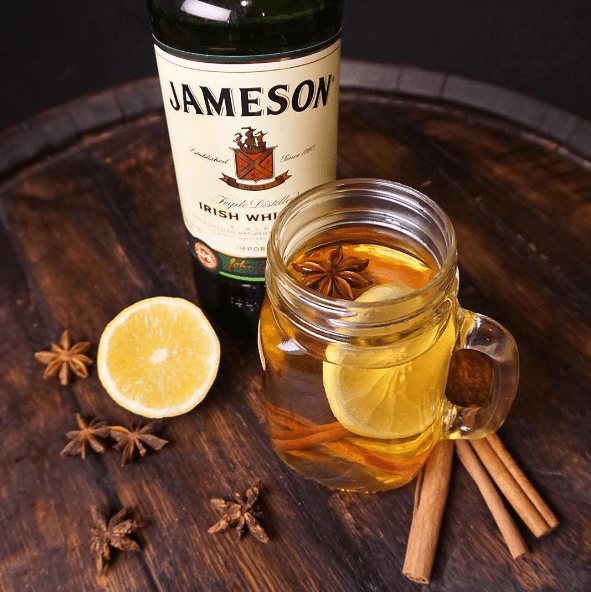 Sore throat? No problem, just gargle whiskey with a bit of warm water to numb the pain.