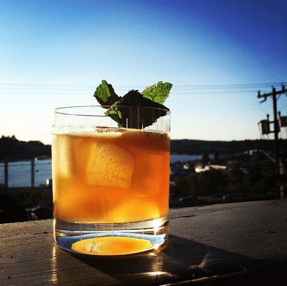 Whiskey has a healthy dose of antioxidants. And the more antioxidants you've got, the more they can fight against serious health problems.