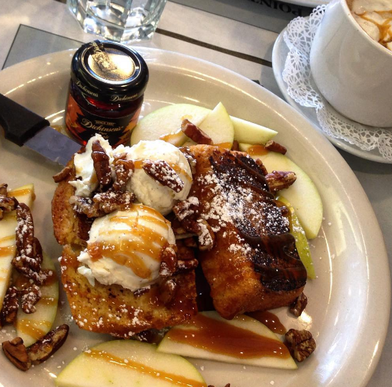 Like maybe you tried the Cornbread French Toast at Turning Point in Little Silver, New Jersey, and it changed your life.