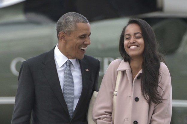 People are defending Malia Obama after she was shamed online for smoking at the Lollapalooza music festival last month.
