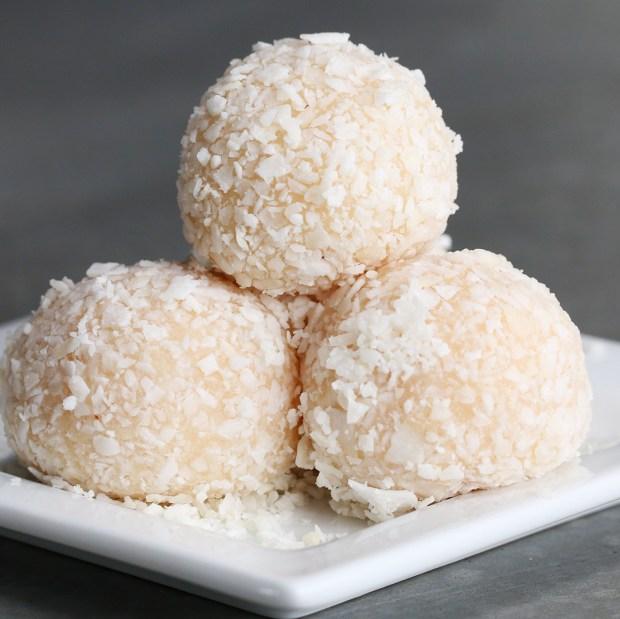 Coconut Brigadeiro