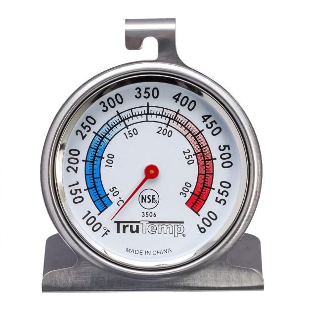 Das Wichtigste zuerst: Investiere in ein Backofenthermometer.