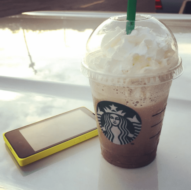 Hojicha Frappuccino with Earl Grey Tea Jelly (Japan and Asia Pacific)