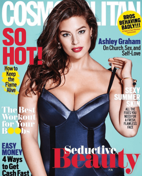 Though supermodel Ashley Graham has been modeling for 16 years, she had a hugely successful 2016.
