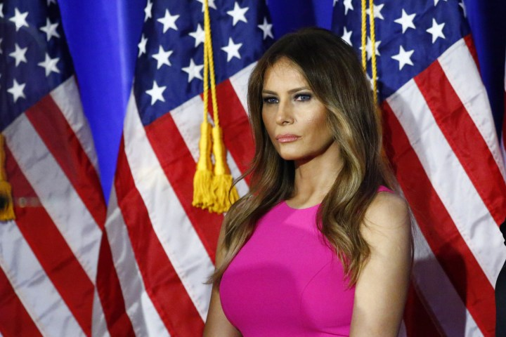 "Donald Trump's campaign spokesperson, Hope Hicks, did not answer questions emailed by BuzzFeed News, but she told Politico, ""Melania followed all applicable laws and is now a proud citizen of the United States."""