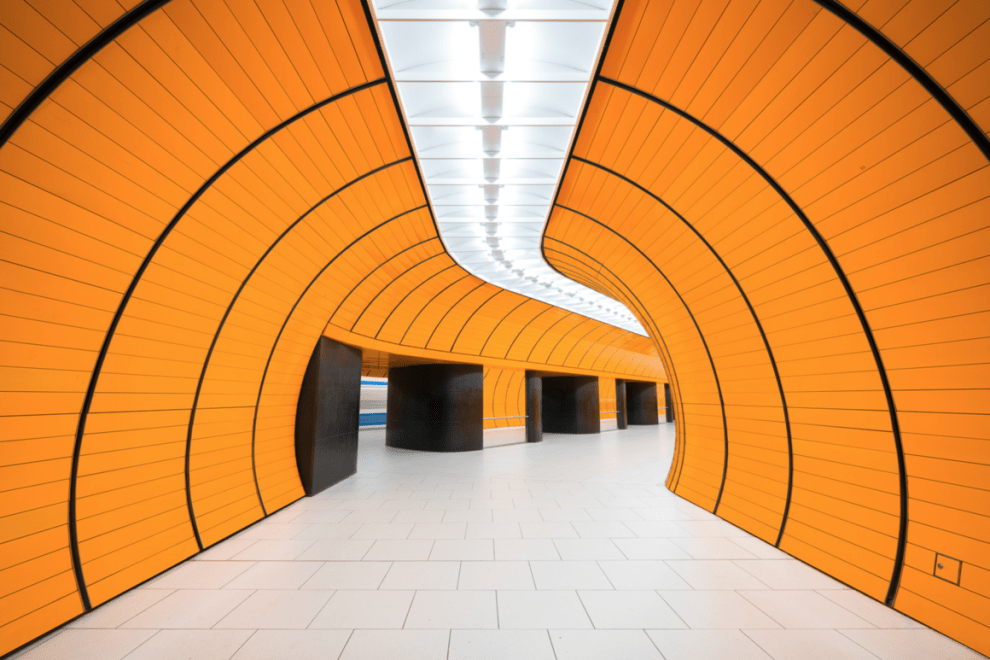 """These Beautiful Photos of Subway Stations Will Transport You From Your Daily Commute"" —Atlas Obscura"