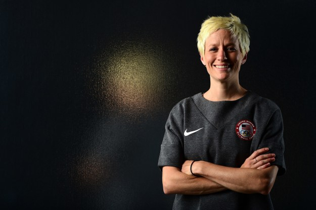 "Olympian and U.S. Women's National Team midfielder Megan Rapinoe published a touching ""Letter to My 13-Year-Old Self"" on The Bleacher Report Friday, just 24 hours before her team takes the field for their second match of the Olympic Games in Rio."