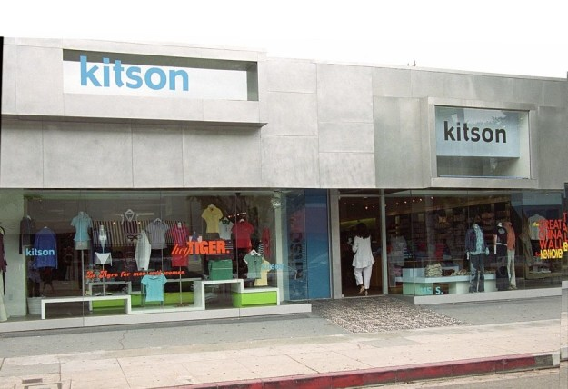 If you flipped through an Us Weekly or read a celeb gossip blog in the 2000s, then you probably remember the oh-so-trendy shop and celeb hangout spot called Kitson.