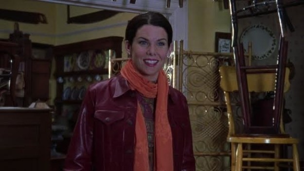 Red Leather Jacket (Season 1)
