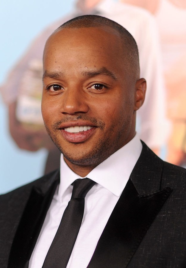 Back in the '90s, Donald Faison appeared in Clueless, aka one of the greatest movies of all time.