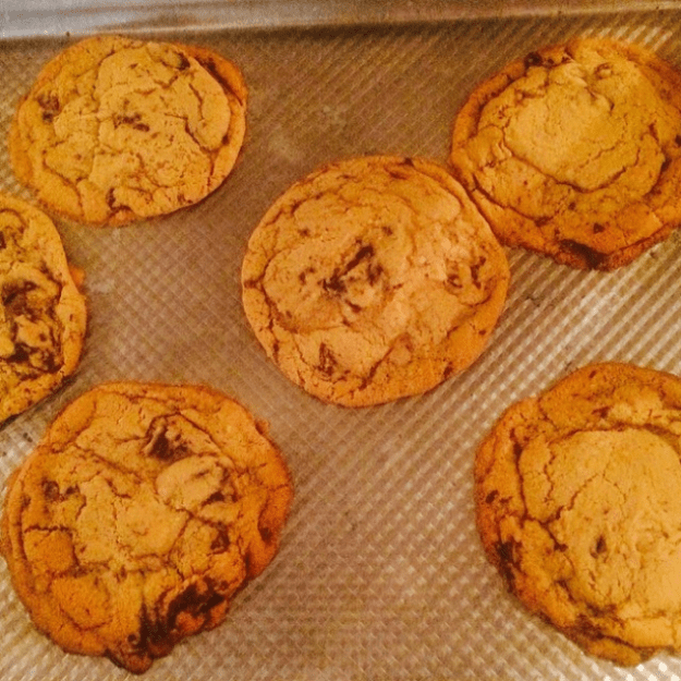 Taylor Swift's Pumpkin Spice Cookies