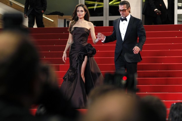 """Jolie filed for divorce in Los Angeles citing """"irreconcilable differences."""" The couple, together roughly 10 years, officially married in 2014 and have six children together."""