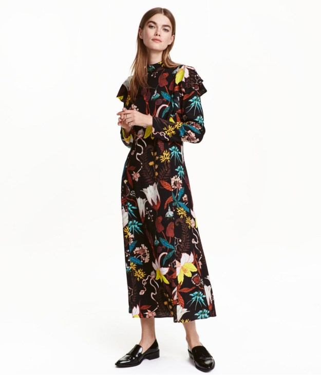 This unique dress that'll make you stand out from the crowd.
