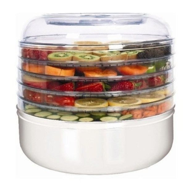 The Ronco Food Dehydrator, to dry out your food to keep all year round.